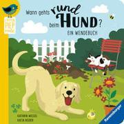 Cover-Bild zu Reider, Katja: Wann gehts rund beim Hund?/ Wann macht die Katz Rabatz?: Ein Wendebuch