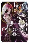 Cover-Bild zu Kugane Maruyama: Overlord, Vol. 1 (Manga)