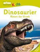 Cover-Bild zu memo Kids. Dinosaurier