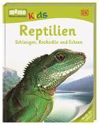 Cover-Bild zu memo Kids. Reptilien