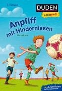 Cover-Bild zu Klein, Martin: Duden Leseprofi - Anpfiff mit Hindernissen, 1. Klasse