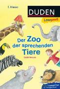 Cover-Bild zu Naoura, Salah: Duden Leseprofi - Der Zoo der sprechenden Tiere, 1. Klasse