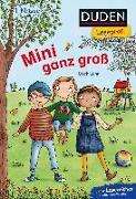 Cover-Bild zu Luhn, Usch: Duden Leseprofi - Mini ganz groß, 1. Klasse