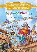 Cover-Bild zu Fischer-Hunold, Alexandra: Silbengeschichten zum Lesenlernen - Piratengeschichten