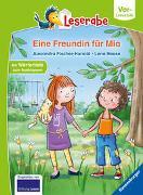 Cover-Bild zu Fischer-Hunold, Alexandra: Eine Freundin für Mia - Leserabe ab Vorschule - Erstlesebuch für Kinder ab 5 Jahren