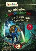 Cover-Bild zu Hanauer, Michaela: Leselöwen - Das Original: Die schönsten Silbengeschichten für Jungs zum Lesenlernen