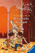 Cover-Bild zu Fischer-Hunold, Alexandra: Sherlock von Schlotterfels 03: Der verrückte Feuerspuk (eBook)