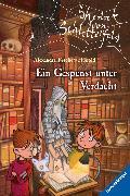 Cover-Bild zu Fischer-Hunold, Alexandra: Sherlock von Schlotterfels 6: Ein Gespenst unter Verdacht (eBook)