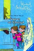 Cover-Bild zu Fischer-Hunold, Alexandra: Sherlock von Schlotterfels 1: Ein Gespenst auf Schatzjagd (eBook)