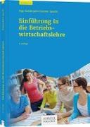 Cover-Bild zu Einführung in die Betriebswirtschaftslehre von Balderjahn, Ingo