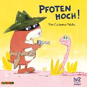 Cover-Bild zu Valckx, Catharina: Pfoten hoch! (Audio Download)