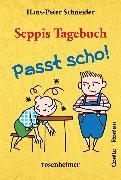 Cover-Bild zu Schneider, Hans-Peter: Seppis Tagebuch - Passt scho!: Ein Comic-Roman Band 1 (eBook)
