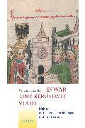 Cover-Bild zu Baumeister, Theofried: Es war eine berühmte Stadt (eBook)
