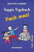 Cover-Bild zu Schneider, Hans-Peter: Seppis Tagebuch - Pack mas!: Ein Comic-Roman Band 4 (eBook)
