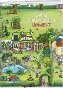 Cover-Bild zu Geser, Celine: Mein Wimmelbuch Umwelt