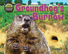 Cover-Bild zu Phillips, Dee: Groundhog's Burrow