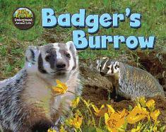 Cover-Bild zu Phillips, Dee: Badger's Burrow