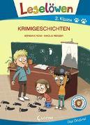 Cover-Bild zu Rose, Barbara: Leselöwen 2. Klasse - Krimigeschichten