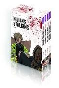 Cover-Bild zu Koogi: Killing Stalking Season II Complete Box (4 Bände)