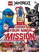 Cover-Bild zu Hugo, Simon: LEGO NINJAGO Choose Your Ninja Mission