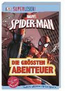 Cover-Bild zu Hugo, Simon: SUPERLESER! MARVEL Spider-Man Die größten Abenteuer