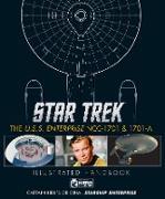 Cover-Bild zu Robinson, Ben: Star Trek: The U.S.S. Enterprise NCC-1701 Illustrated Handbook