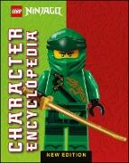 Cover-Bild zu Hugo, Simon: LEGO Ninjago Character Encyclopedia New Edition (eBook)