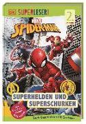 Cover-Bild zu Saunders, Catherine: SUPERLESER! MARVEL Spider-Man Superhelden und Superschurken