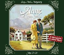 Cover-Bild zu Montgomery, L.M.: Anne auf Green Gables - Box 5