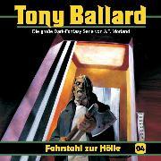 Cover-Bild zu Morland, A. F.: Tony Ballard, Folge 4: Fahrstuhl zur Hölle (Audio Download)