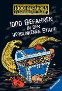 Cover-Bild zu Lenk, Fabian: 1000 Gefahren in der versunkenen Stadt