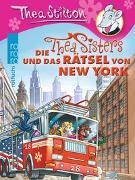 Cover-Bild zu Stilton, Thea: Die Thea Sisters und das Rätsel von New York