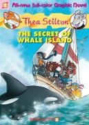 Cover-Bild zu Thea Stilton: Thea Stilton Graphic Novels #1: The Secret of Whale Island