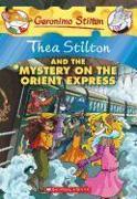 Cover-Bild zu Stilton, Thea: Thea Stilton and the Mystery on the Orient Express: A Geronimo Stilton Adventure