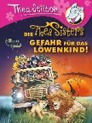 Cover-Bild zu Stilton, Thea: Gefahr für das Löwenkind!