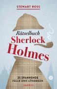 Cover-Bild zu Ross, Stewart: Rätselbuch Sherlock Holmes