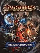 Cover-Bild zu Adam Daigle: Pathfinder Campaign Setting: Undead Unleashed