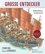 Cover-Bild zu Biesty, Stephen: Große Entdecker