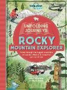 Cover-Bild zu Kids, Lonely Planet: Unfolding Journeys Rocky Mountain Explorer 1