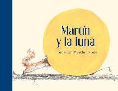 Cover-Bild zu Meschenmoser, Sebastian: Mart-N y La Luna