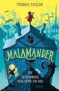 Cover-Bild zu Taylor, Thomas: Malamander - Die Geheimnisse von Eerie-on-Sea