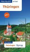 Cover-Bild zu POLYGLOTT on tour Reiseführer Thüringen von Knoller, Rasso