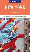 Cover-Bild zu POLYGLOTT on tour Reiseführer New York von Chowanetz, Ken