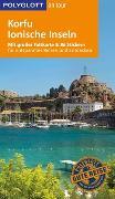 Cover-Bild zu POLYGLOTT on tour Reiseführer Korfu/Ionische Inseln von Christoffel-Crispin, Claudia