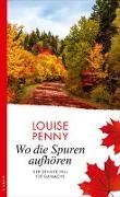 Cover-Bild zu Penny, Louise: Wo die Spuren aufhören