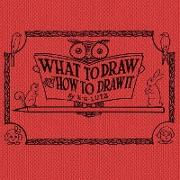 Cover-Bild zu Lutz, E. G.: What to draw and how to draw it