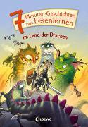 Cover-Bild zu Loewe Erstlesebücher (Hrsg.): Leselöwen - Das Original - 7-Minuten-Geschichten zum Lesenlernen - Im Land der Drachen