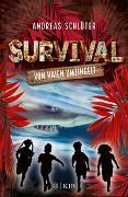 Cover-Bild zu Schlüter, Andreas: Survival - Von Haien umzingelt