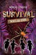 Cover-Bild zu Schlüter, Andreas: Survival - Im Netz der Spinne (eBook)
