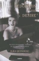 Cover-Bild zu Quindeau, Ilka: Seduction and Desire